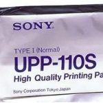 PAPEL PARA VIDEO PRINTER SONY UPP 110S